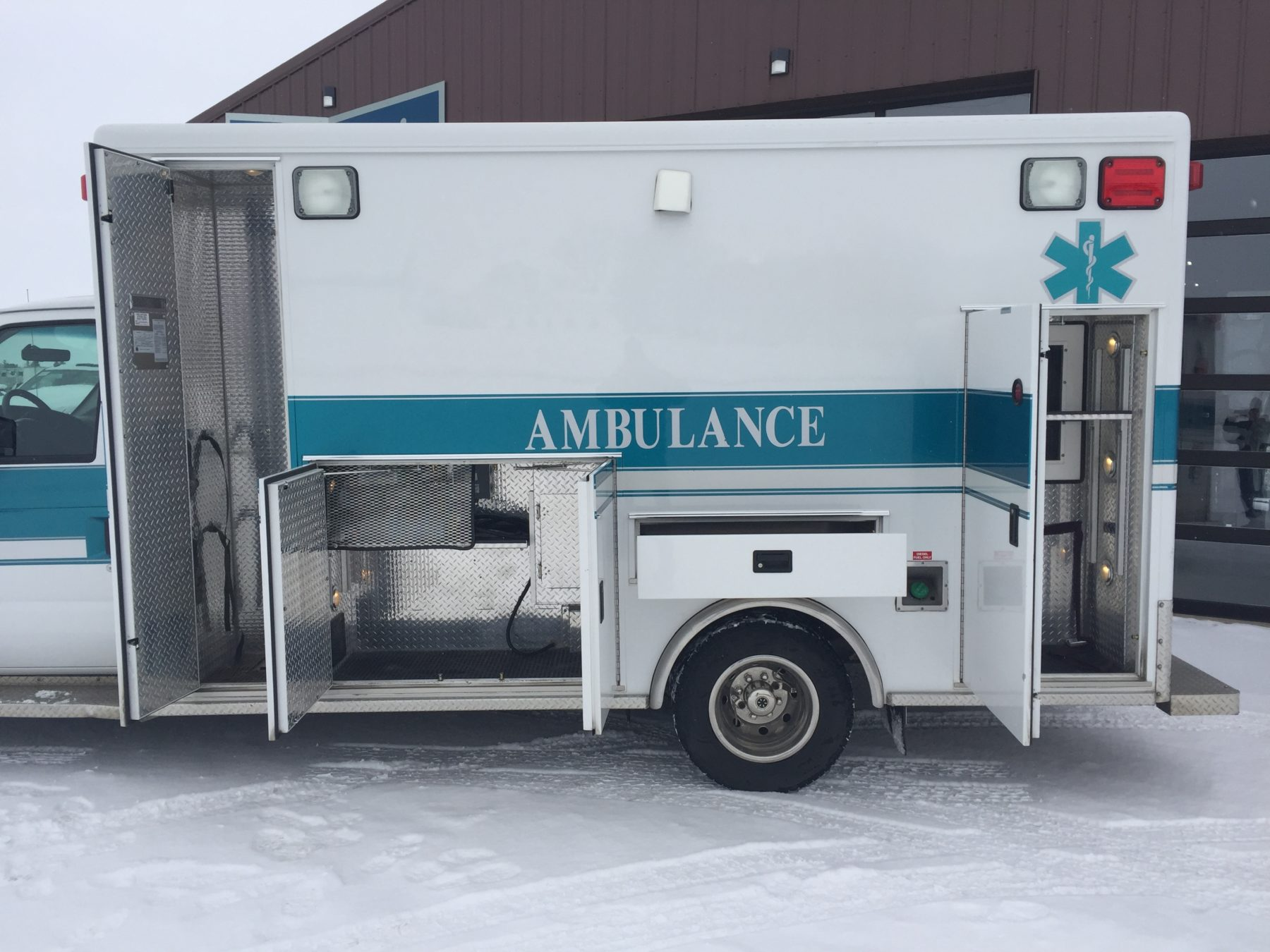 2006 Ford E450 Type 3 Ambulance For Sale – Picture 5