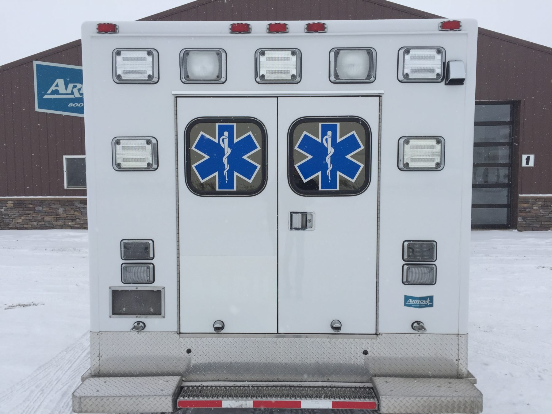 2011 Ford E450 Type 3 Ambulance For Sale – Picture 7