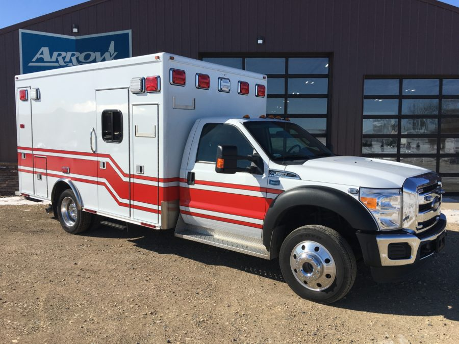 2015 Ford F450 4x4 Heavy Duty Ambulance For Sale – Picture 3