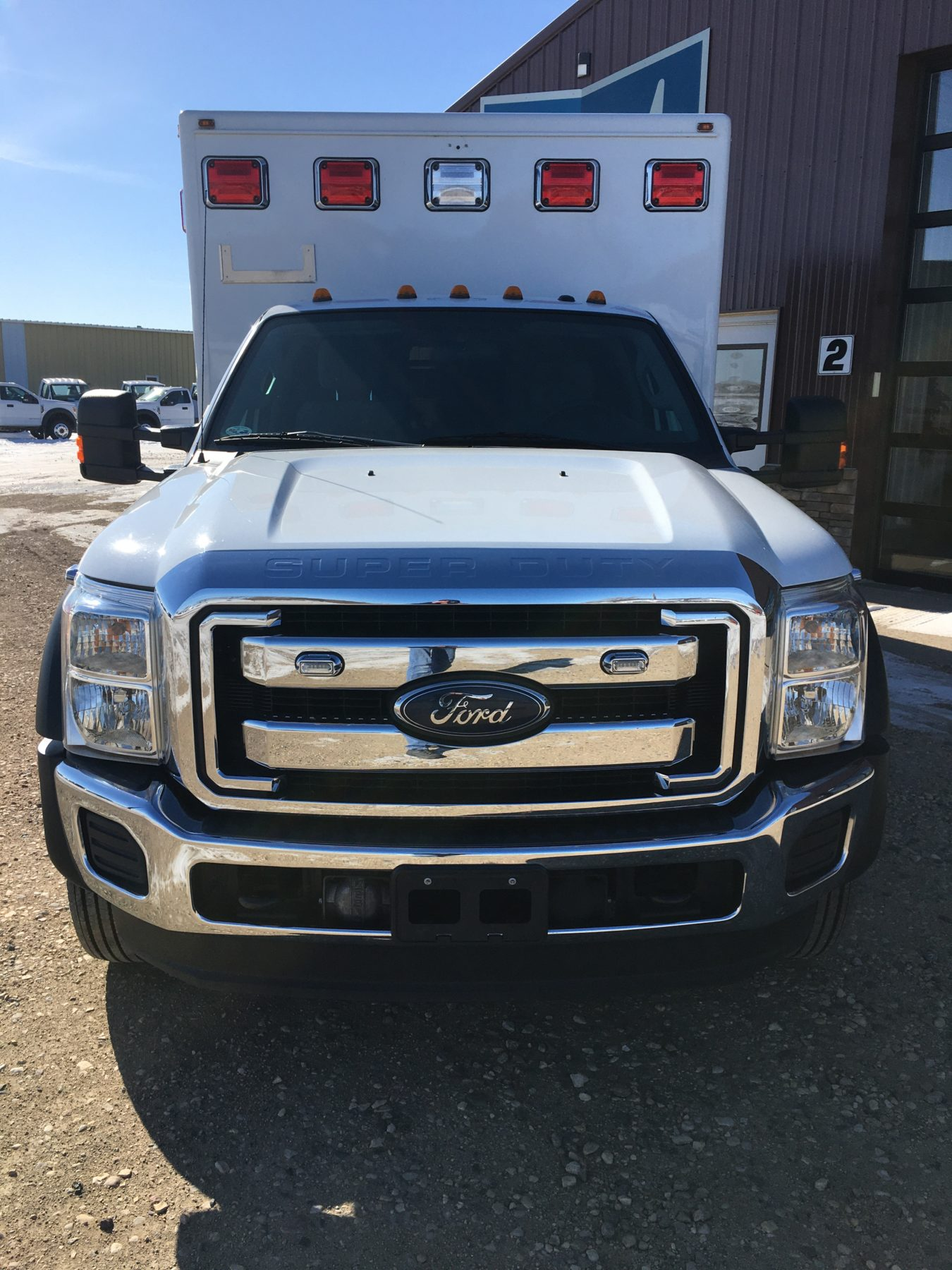 2015 Ford F450 4x4 Heavy Duty Ambulance For Sale – Picture 7