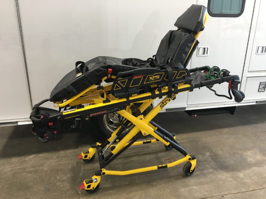 Good Used Stryker Power Pro XT 6506 Cot Loaded with Options For Sale