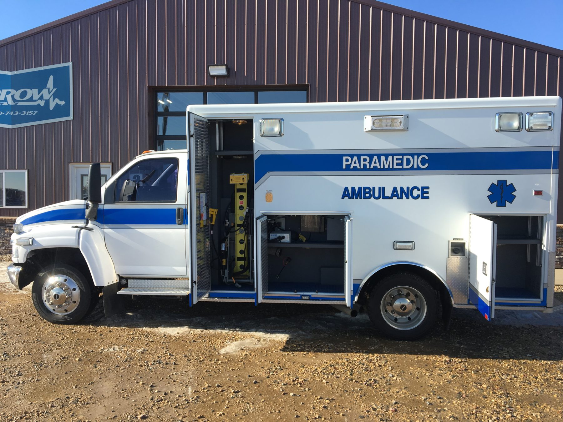 2006 Chevrolet C4500 Heavy Duty Ambulance For Sale – Picture 8