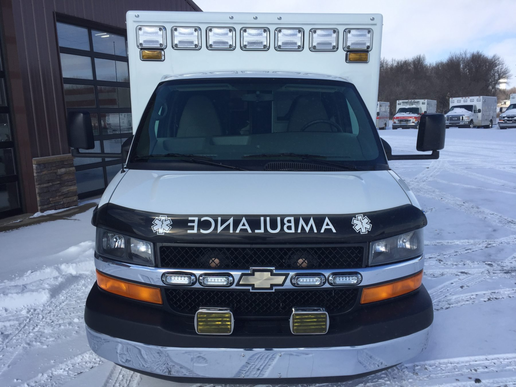 2010 Chevrolet G4500 Type 3 Ambulance For Sale – Picture 7