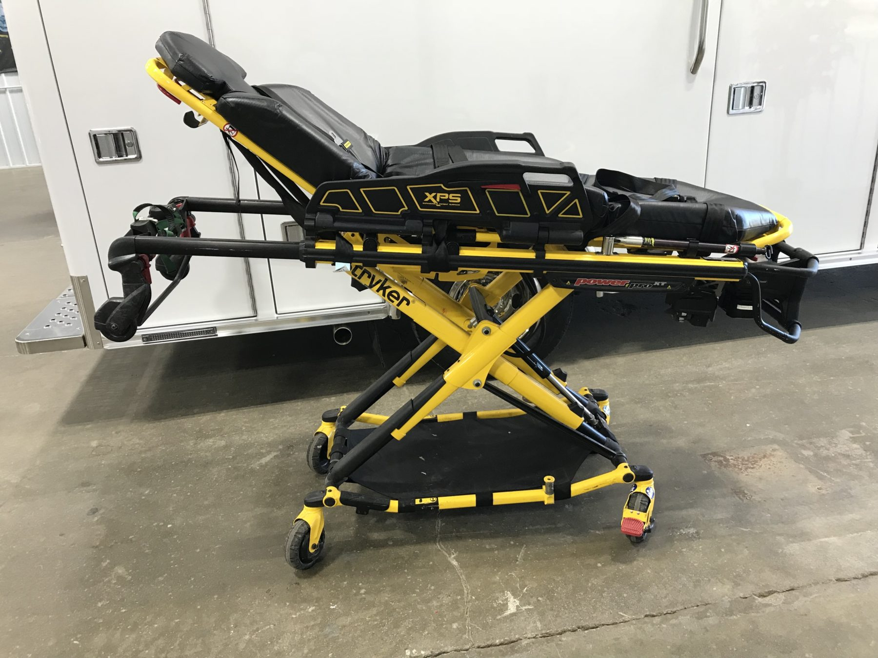 Good, Used 2017 Stryker Power-Pro XT 6506 For Sale – Picture 1
