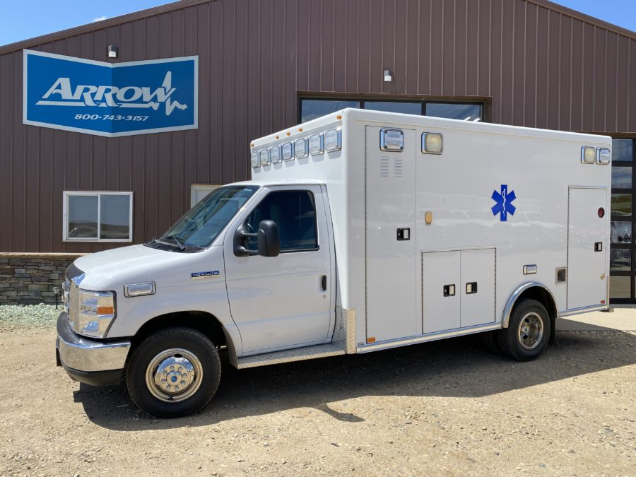 2015 Ford E450 Type 3 Ambulance For Sale – Picture 1