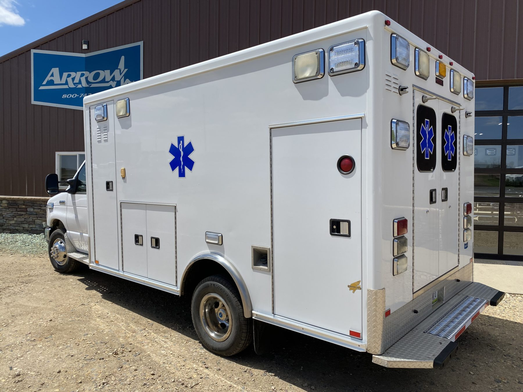 2015 Ford E450 Type 3 Ambulance For Sale – Picture 4