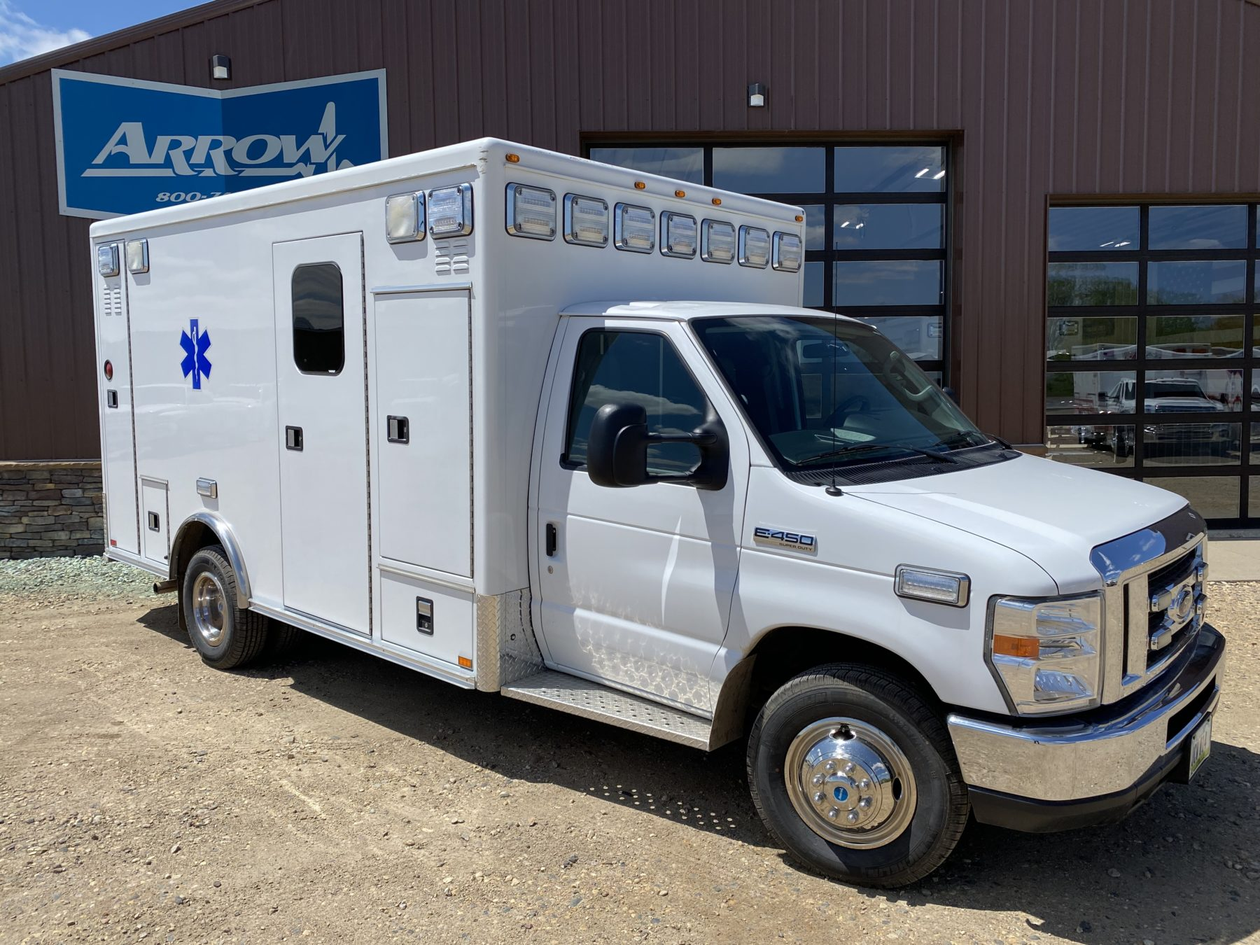 2015 Ford E450 Type 3 Ambulance For Sale – Picture 3
