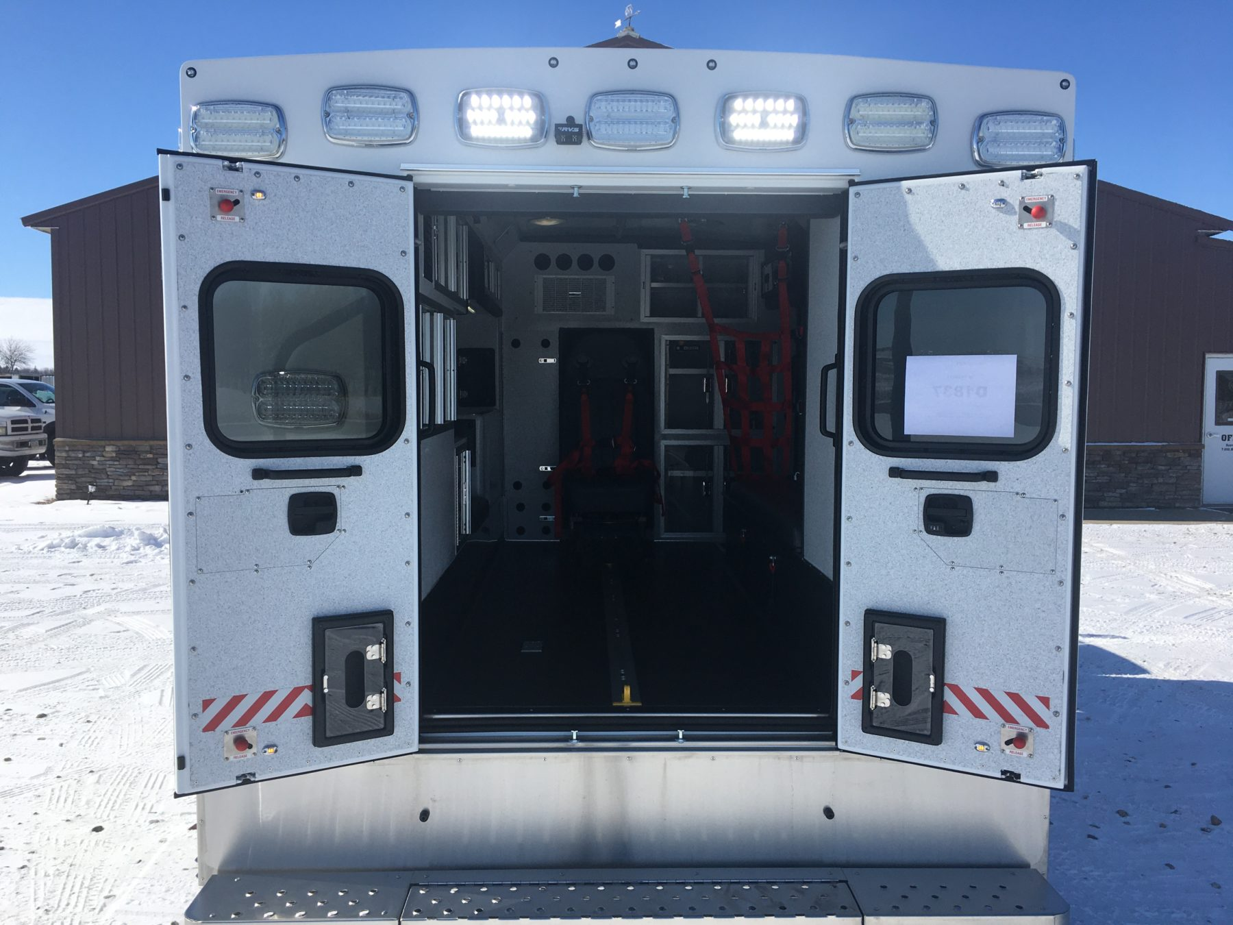 2020 Ram 4500 4x4 Heavy Duty Ambulance For Sale – Picture 9