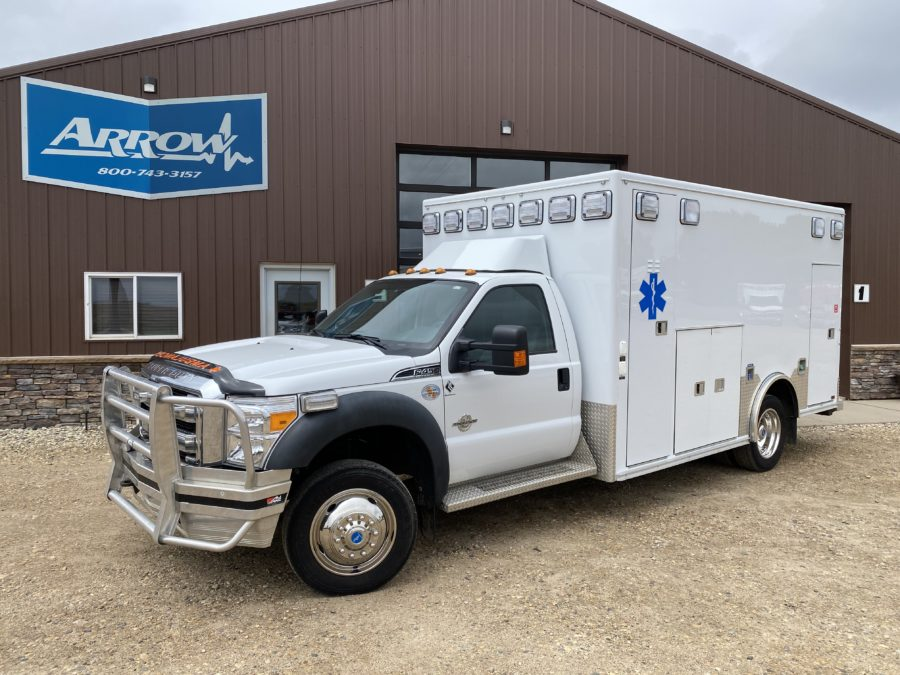 2012 Ford F450 Heavy Duty Ambulance For Sale – Picture 1