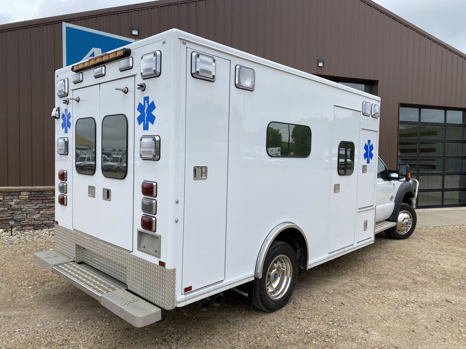 2012 Ford F450 Heavy Duty Ambulance For Sale – Picture 8
