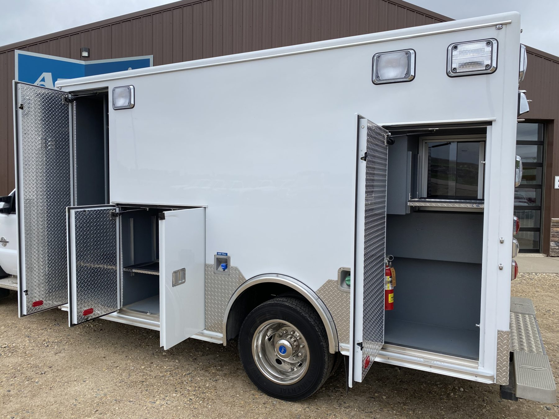 2012 Ford F450 Heavy Duty Ambulance For Sale – Picture 6