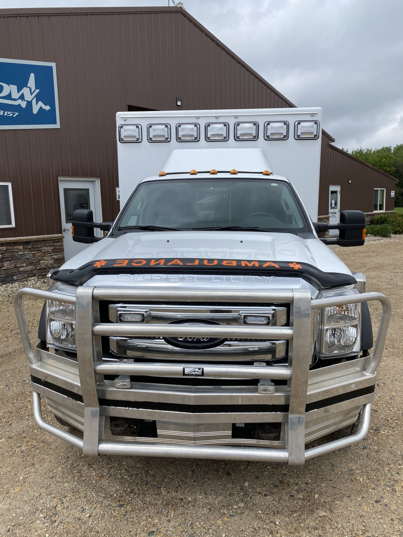 2012 Ford F450 Heavy Duty Ambulance For Sale – Picture 7