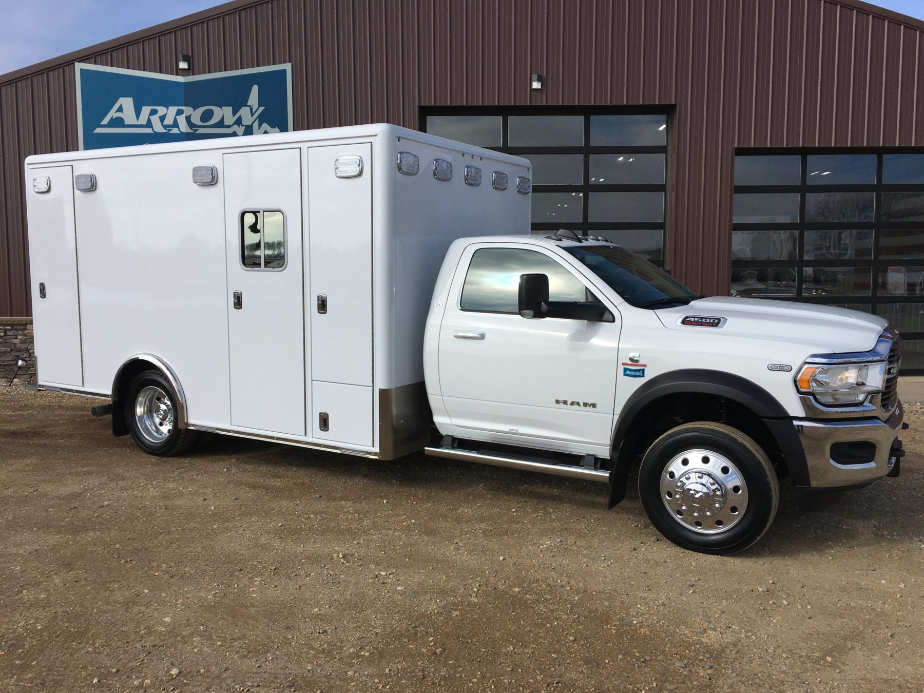 2019 Ram 4500 4x4 Heavy Duty Ambulance For Sale – Picture 4