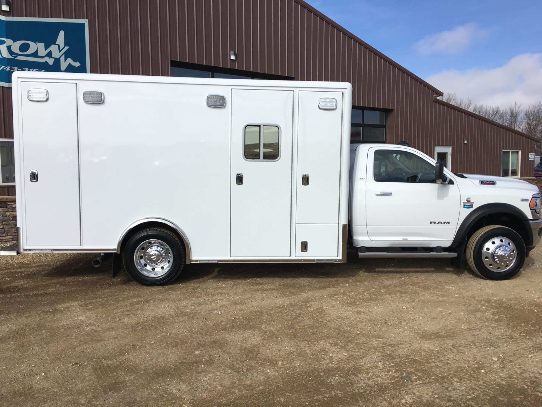 2019 Ram 4500 4x4 Heavy Duty Ambulance For Sale – Picture 5