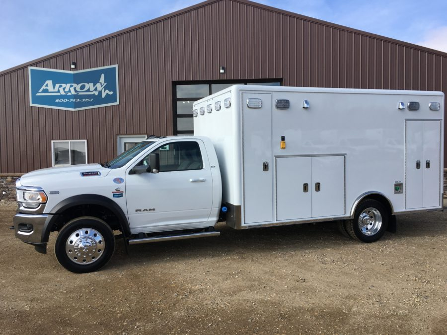 2019 Ram 4500 4x4 Heavy Duty Ambulance For Sale – Picture 3