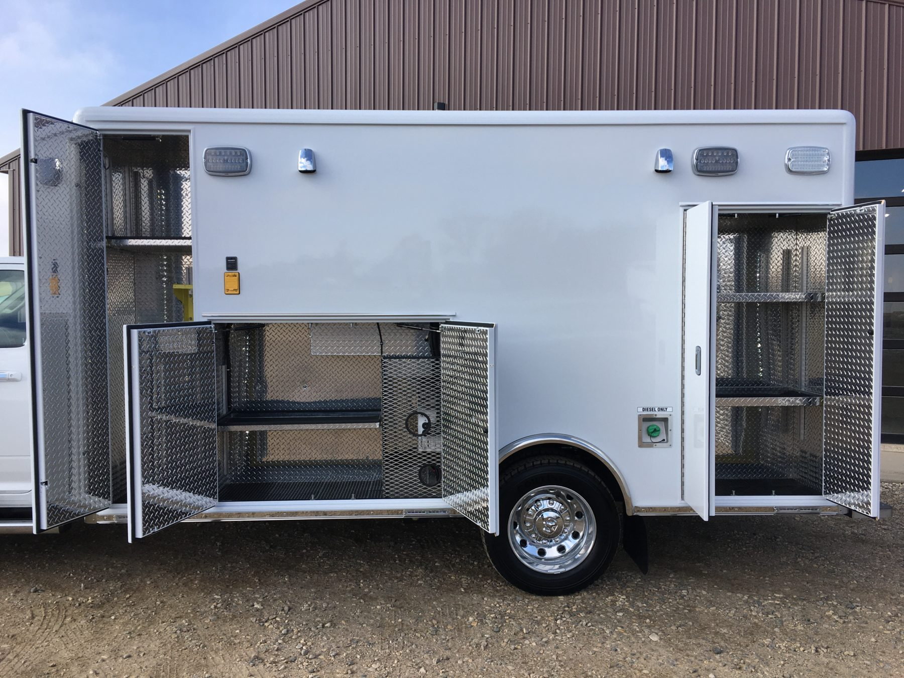 2019 Ram 4500 4x4 Heavy Duty Ambulance For Sale – Picture 7