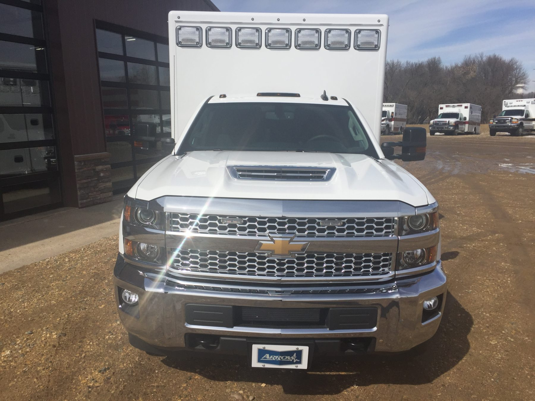 2019 Chevrolet K3500 4x4 Type 1 Ambulance For Sale – Picture 7