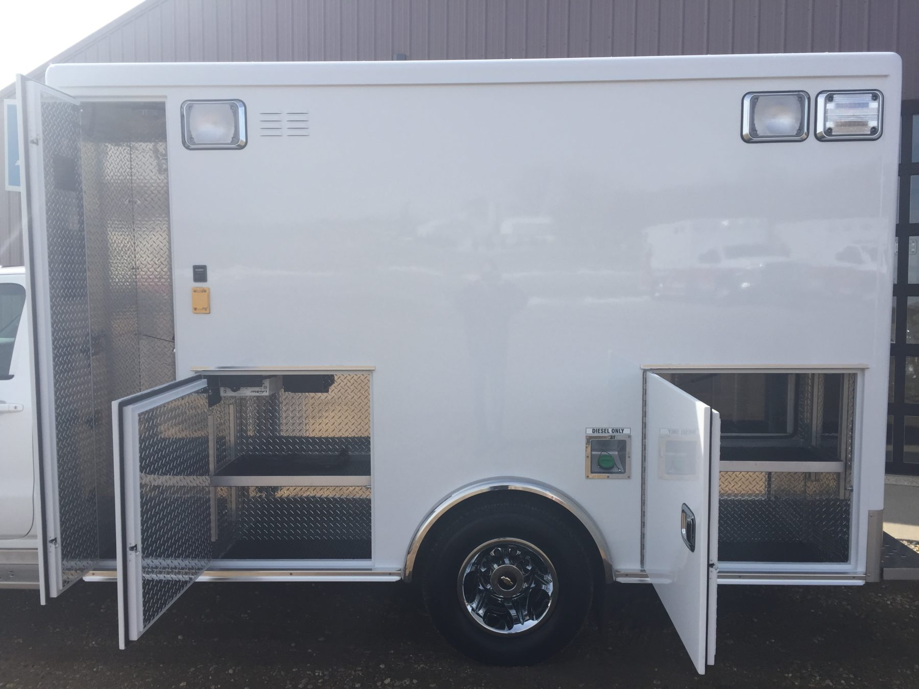 2019 Chevrolet K3500 4x4 Type 1 Ambulance For Sale – Picture 6