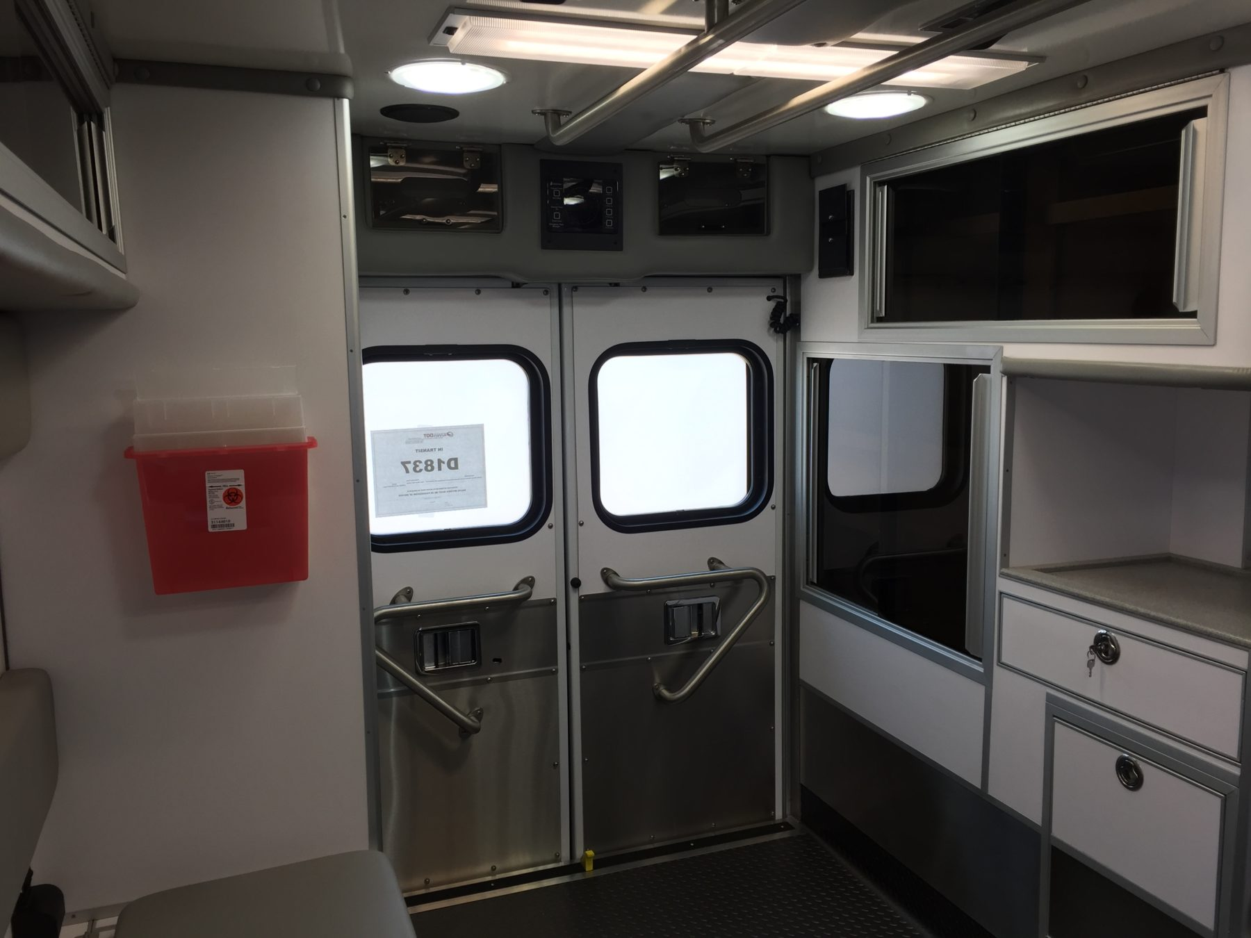 2017 Chevrolet K3500 4x4 Type 1 Ambulance For Sale – Picture 13