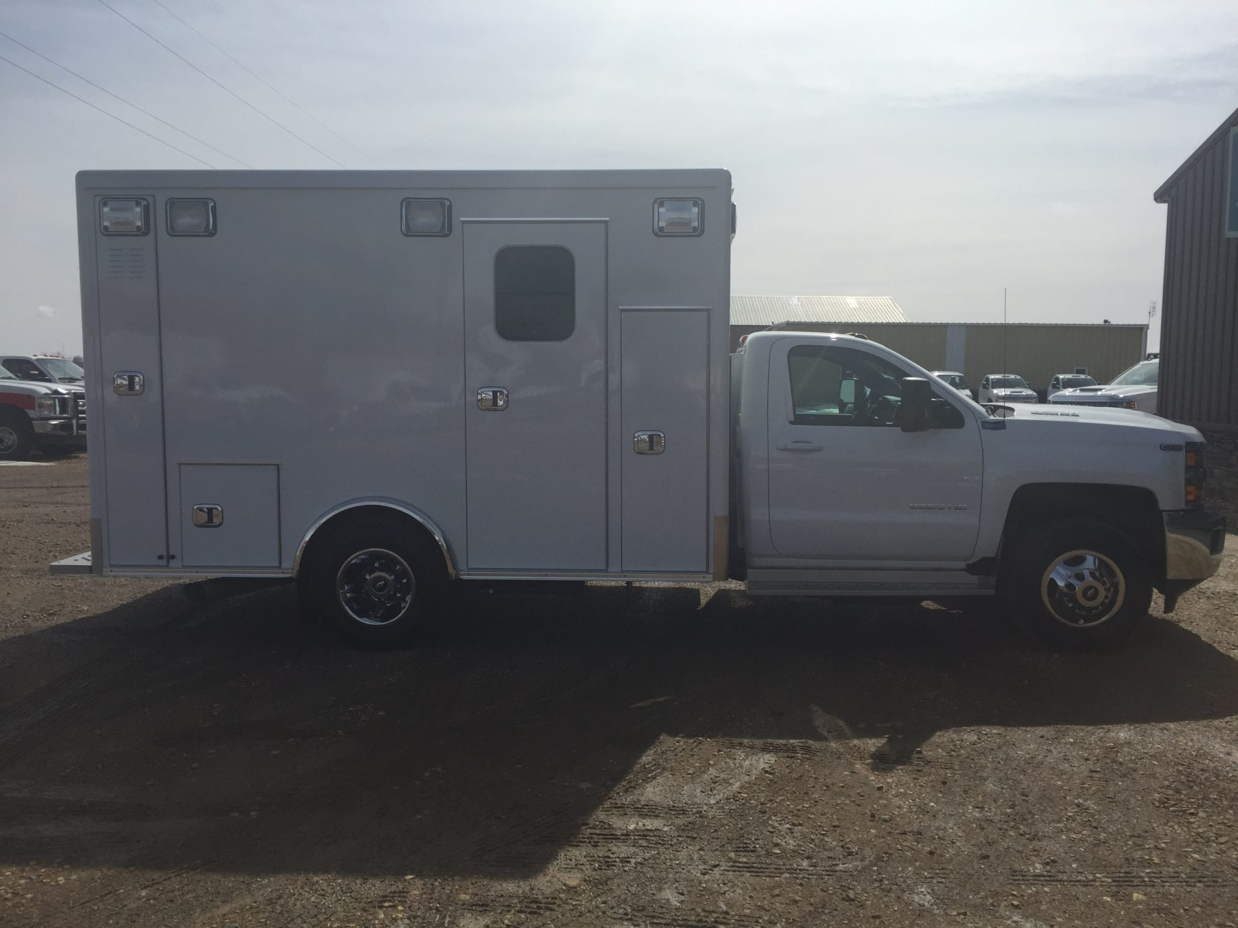 2019 Chevrolet K3500 4x4 Type 1 Ambulance For Sale – Picture 4
