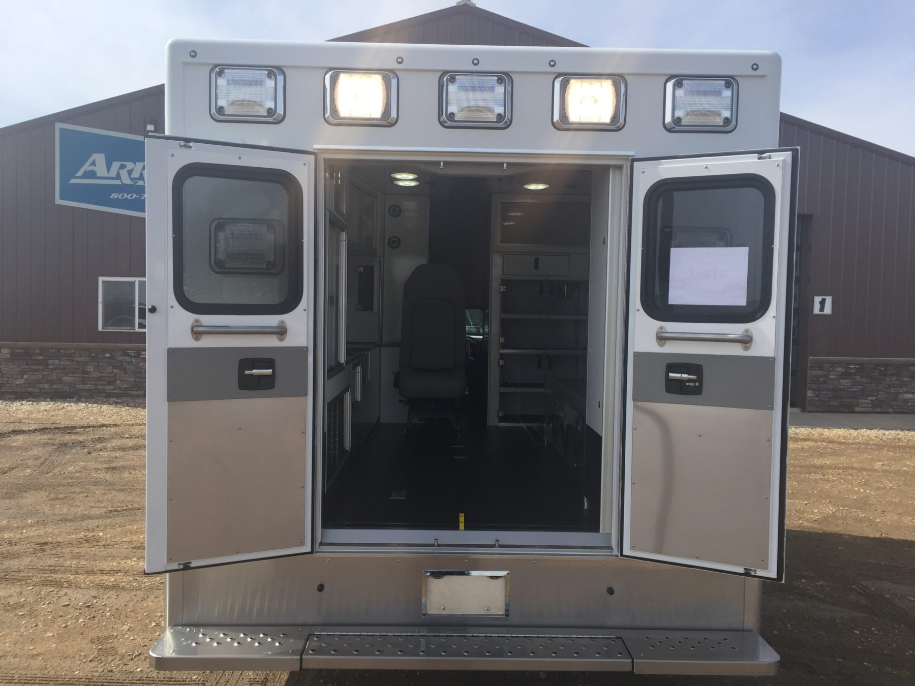 2019 Chevrolet K3500 4x4 Type 1 Ambulance For Sale – Picture 9