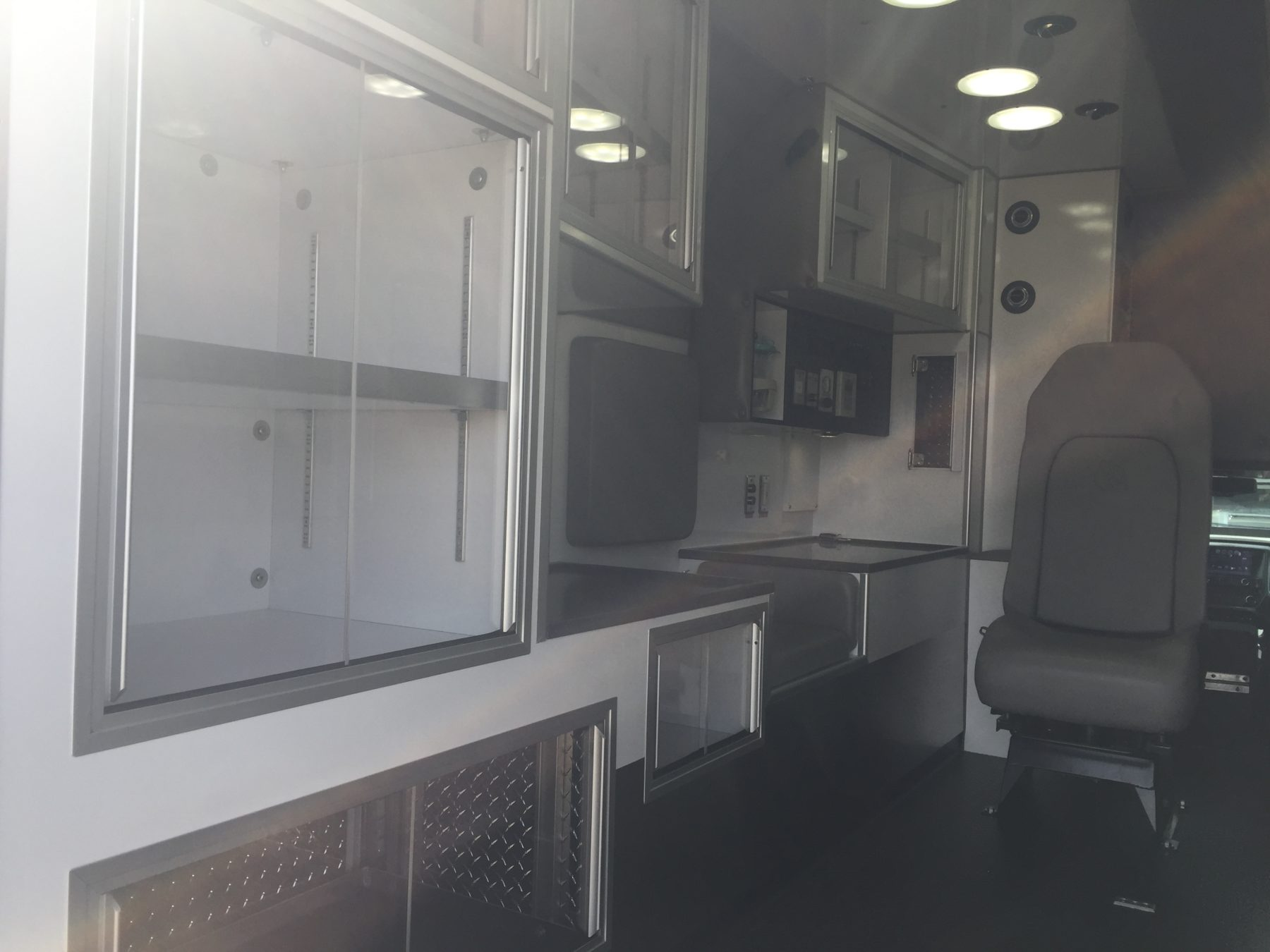 2019 Chevrolet K3500 4x4 Type 1 Ambulance For Sale – Picture 12