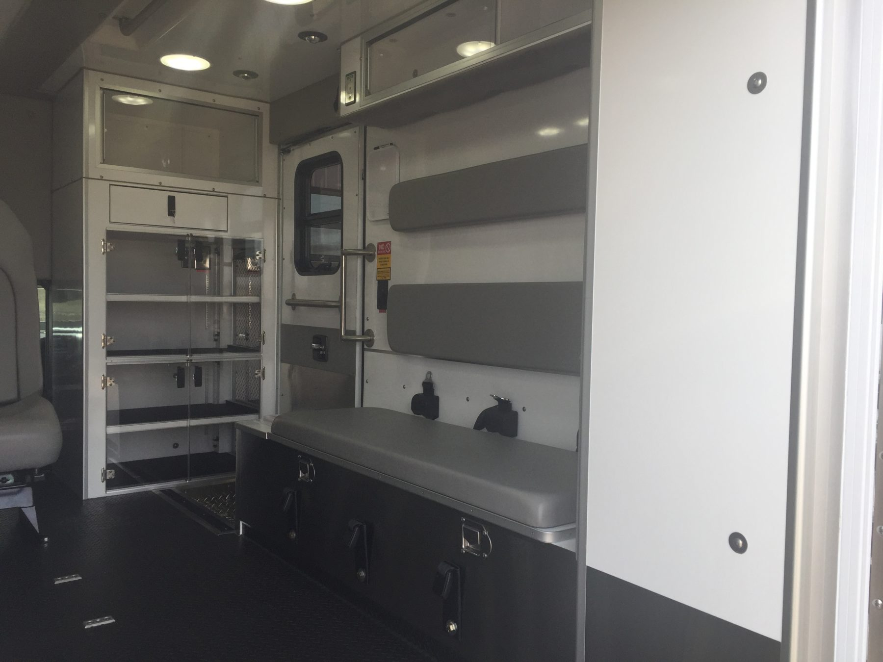 2019 Chevrolet K3500 4x4 Type 1 Ambulance For Sale – Picture 13