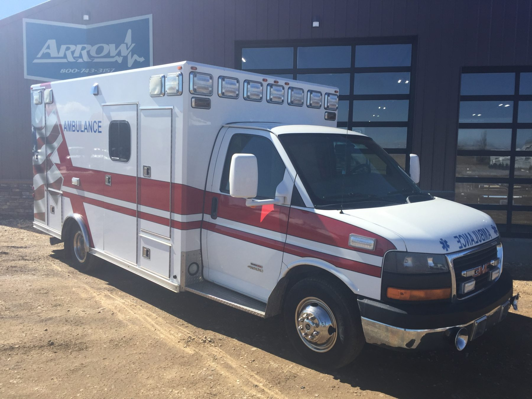 2010 Chevrolet G4500 Type 3 Ambulance For Sale – Picture 3