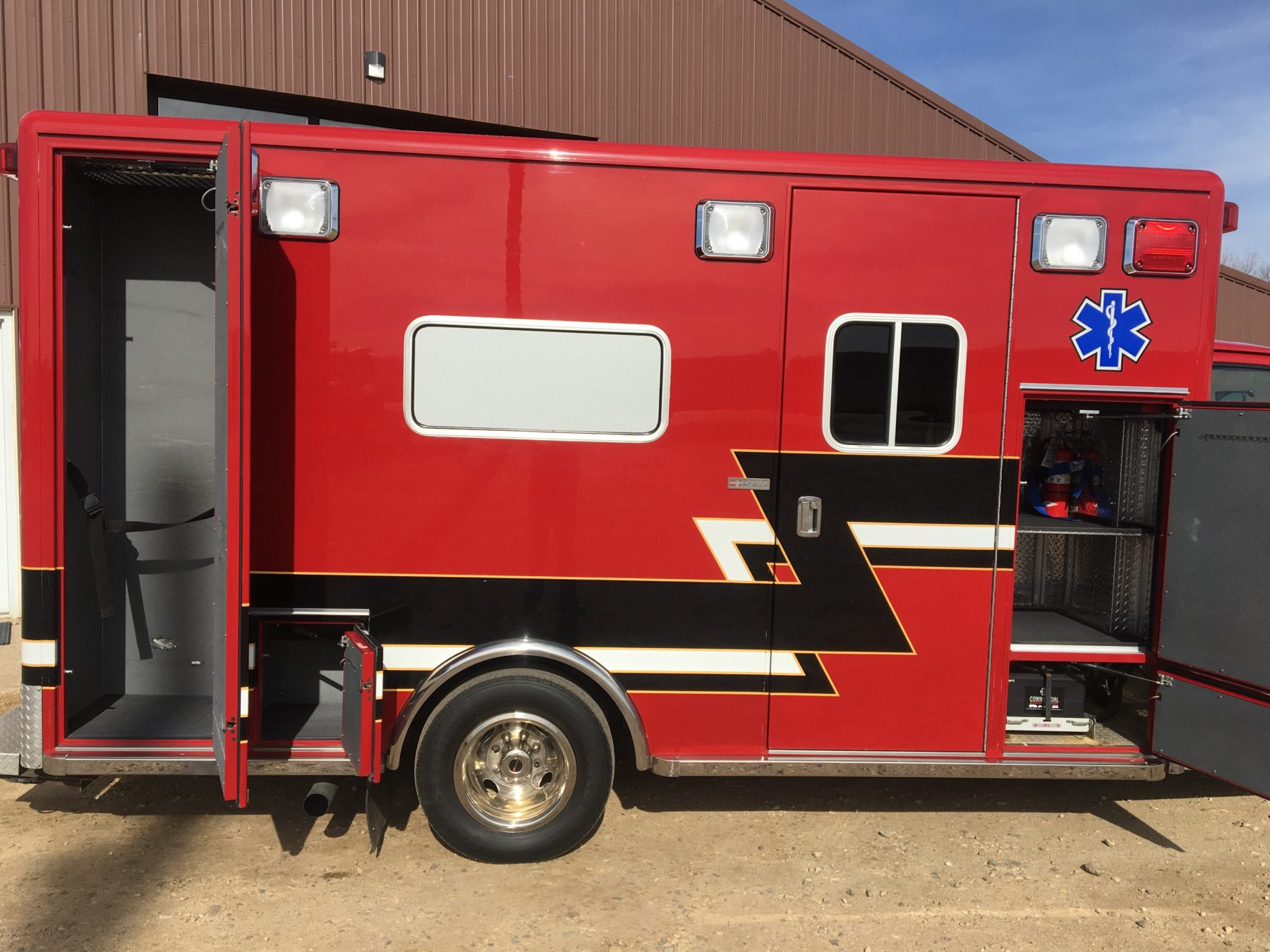 2008 Ford E450 Type 3 Ambulance For Sale – Picture 4