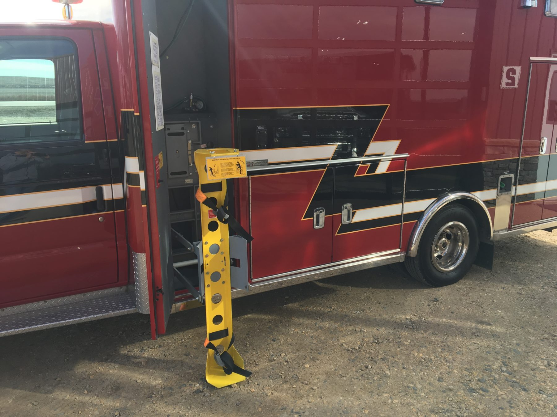 2008 Ford E450 Type 3 Ambulance For Sale – Picture 7