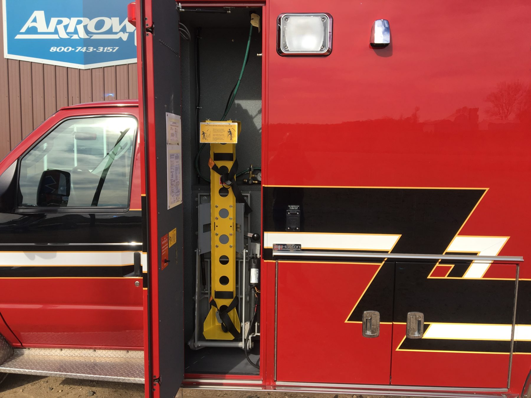 2008 Ford E450 Type 3 Ambulance For Sale – Picture 6