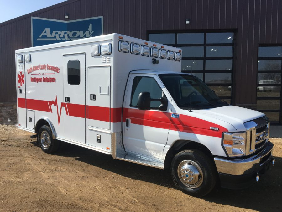 2009 Chevrolet G3500 Type 3 Ambulance
