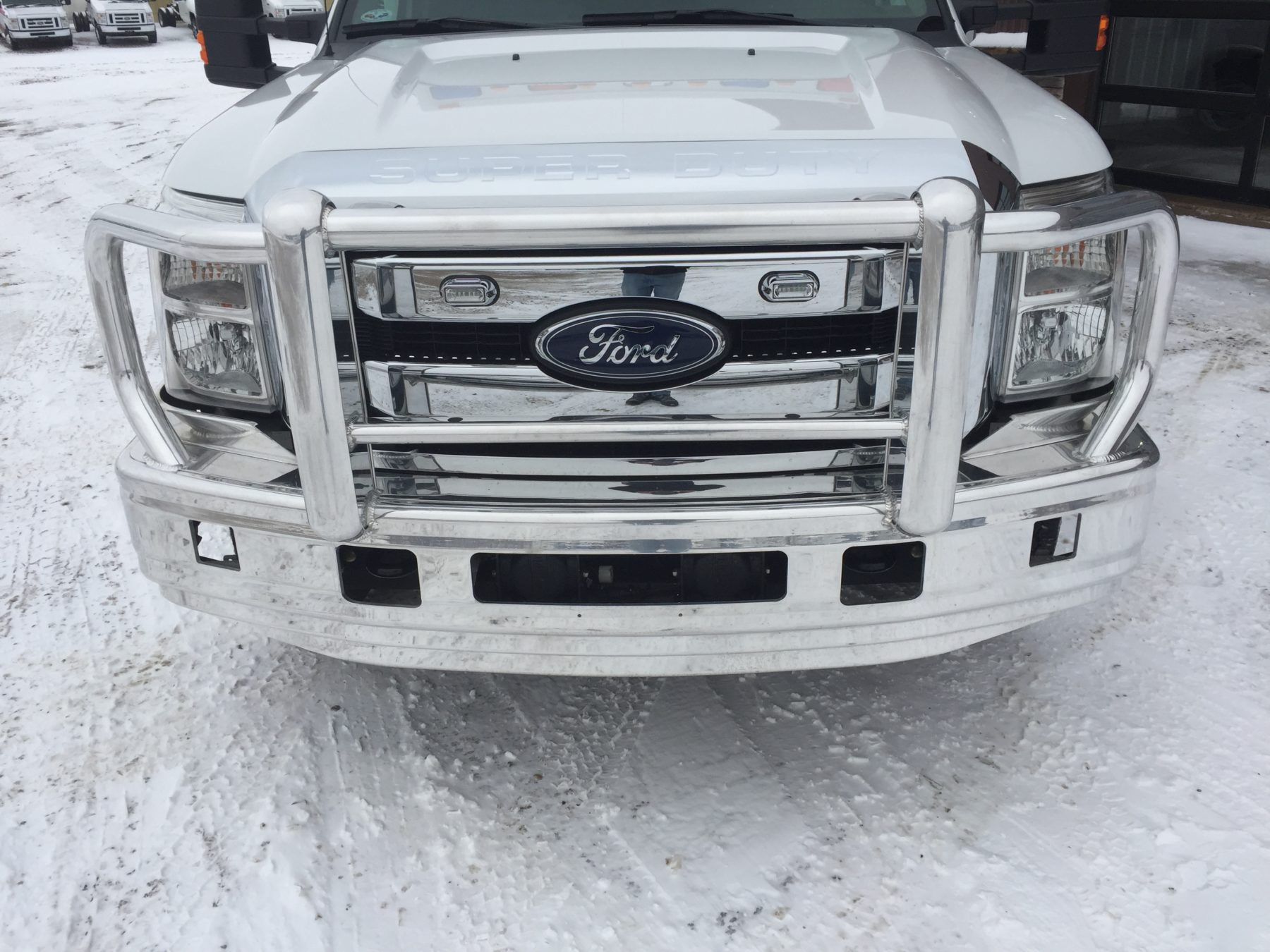 2013 Ford F350 4x4 Type 1 Ambulance For Sale – Picture 7