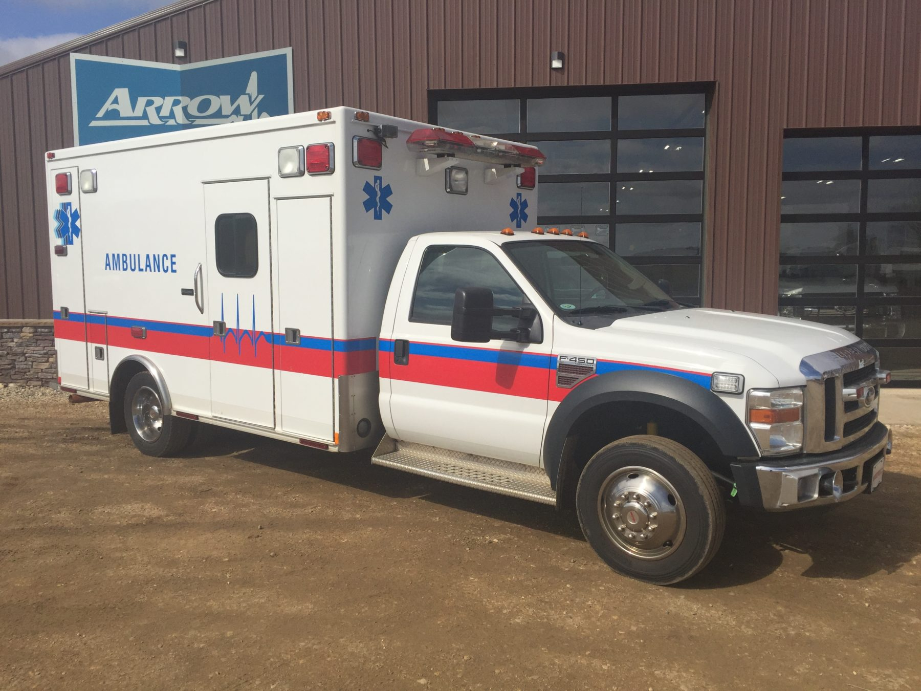 2008 Ford F450 Heavy Duty Ambulance For Sale – Picture 3