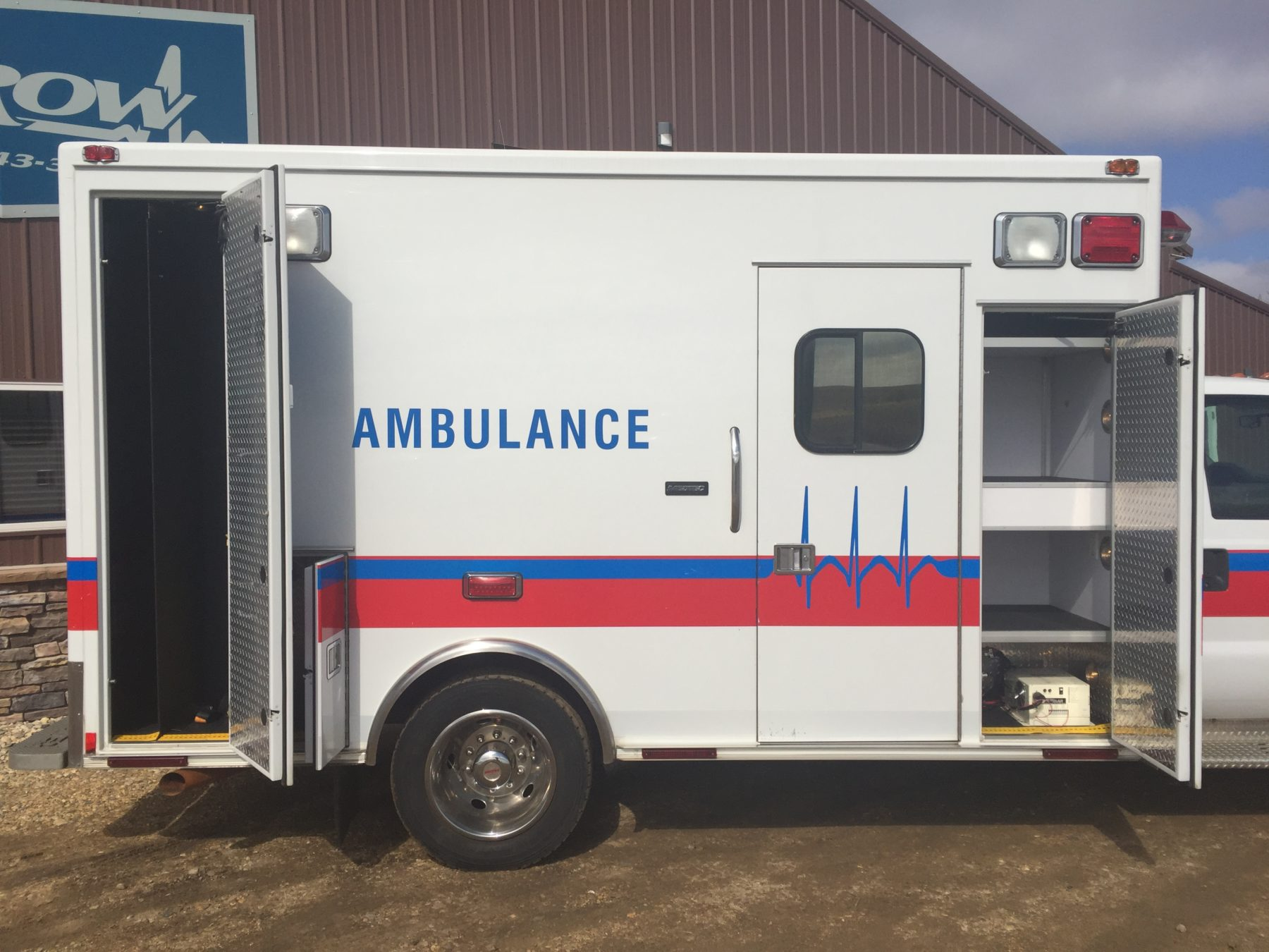 2008 Ford F450 Heavy Duty Ambulance For Sale – Picture 5