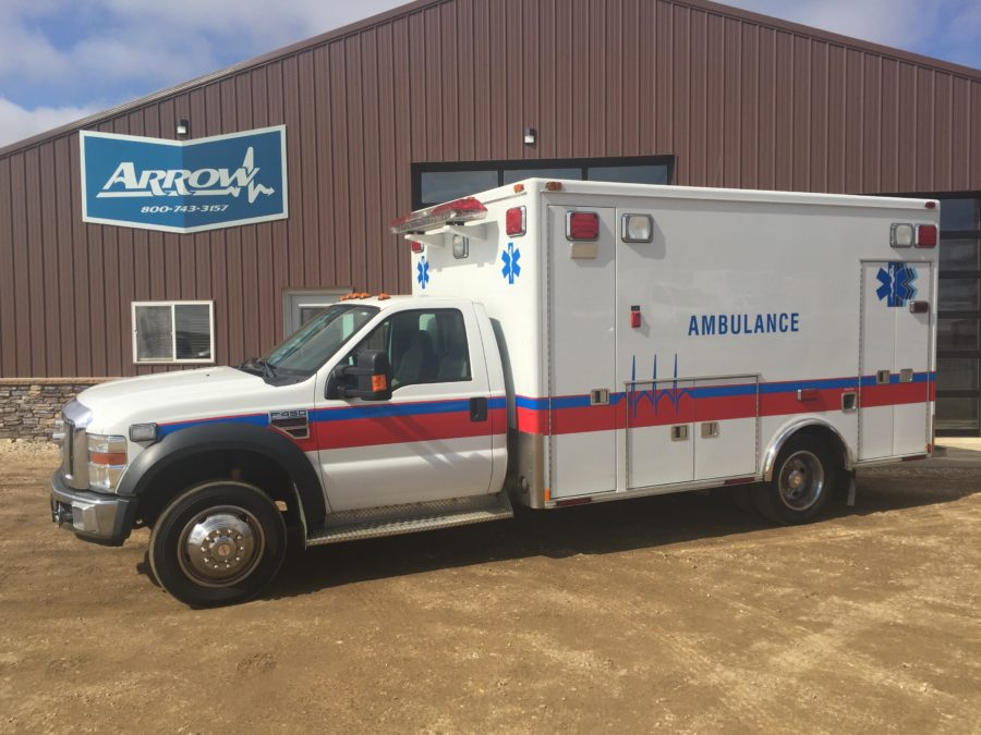 2008 Ford F450 Heavy Duty Ambulance For Sale