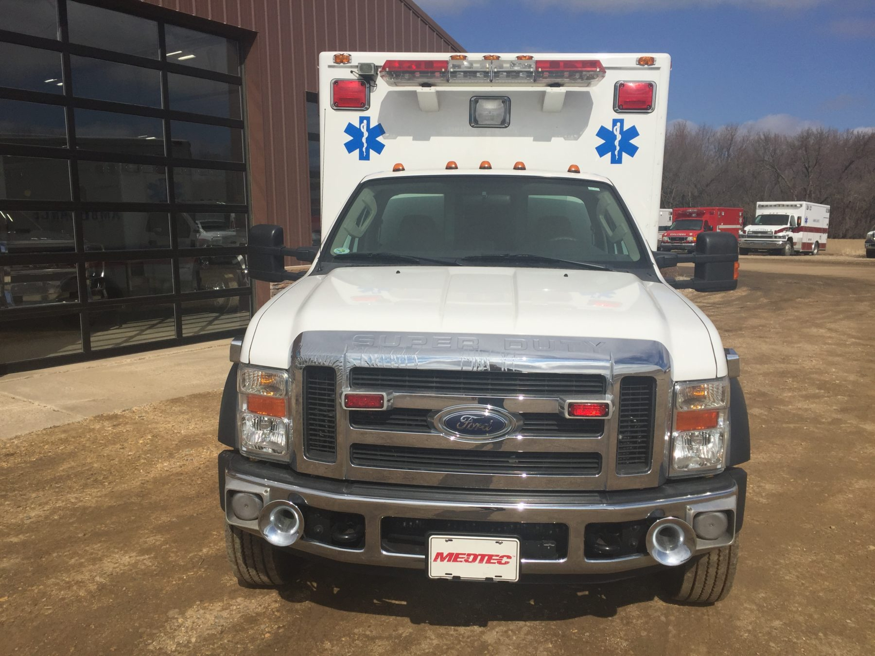 2008 Ford F450 Heavy Duty Ambulance For Sale – Picture 7