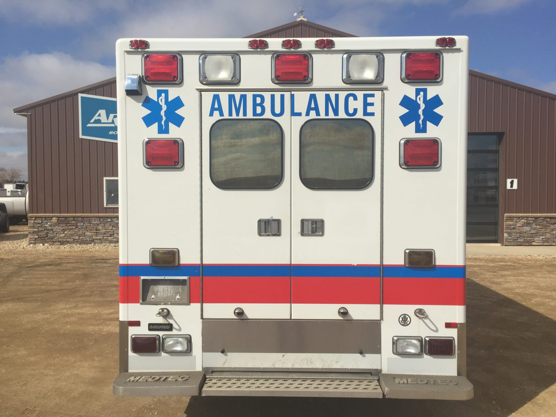 2008 Ford F450 Heavy Duty Ambulance For Sale – Picture 8