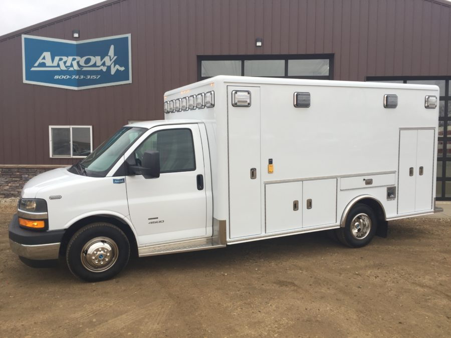 Ambulances For Sale priced $100000 to $149999 | Arrow Ambulances