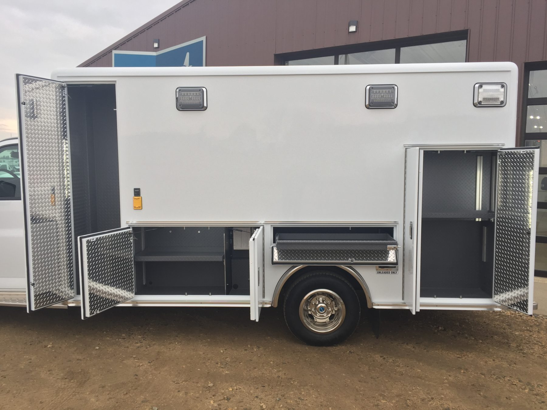 2019 Chevrolet G4500 Type 3 Ambulance For Sale – Picture 6