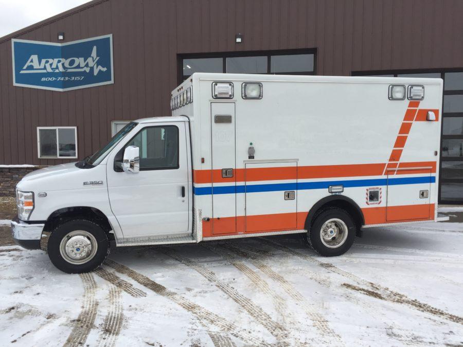 2009 GMC G3500 Type 3 Ambulance