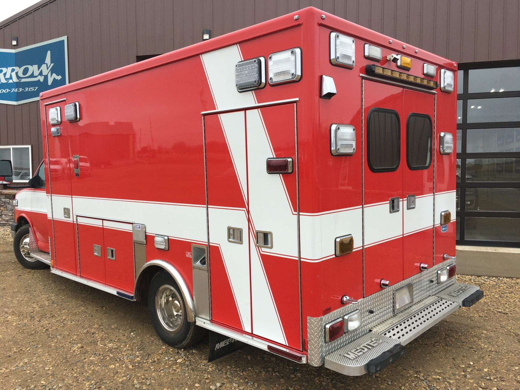 2011 Chevrolet G4500 Type 3 Ambulance For Sale – Picture 7