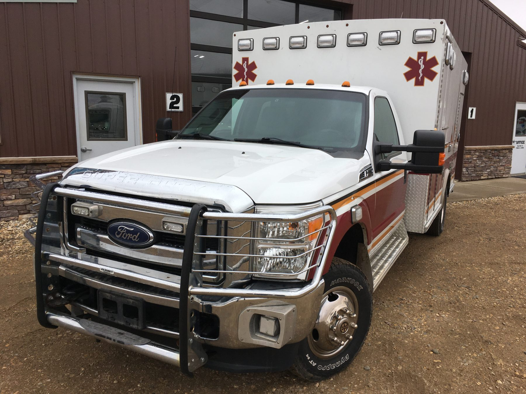 2012 Ford F350 4x4 Type 1 Ambulance For Sale – Picture 4