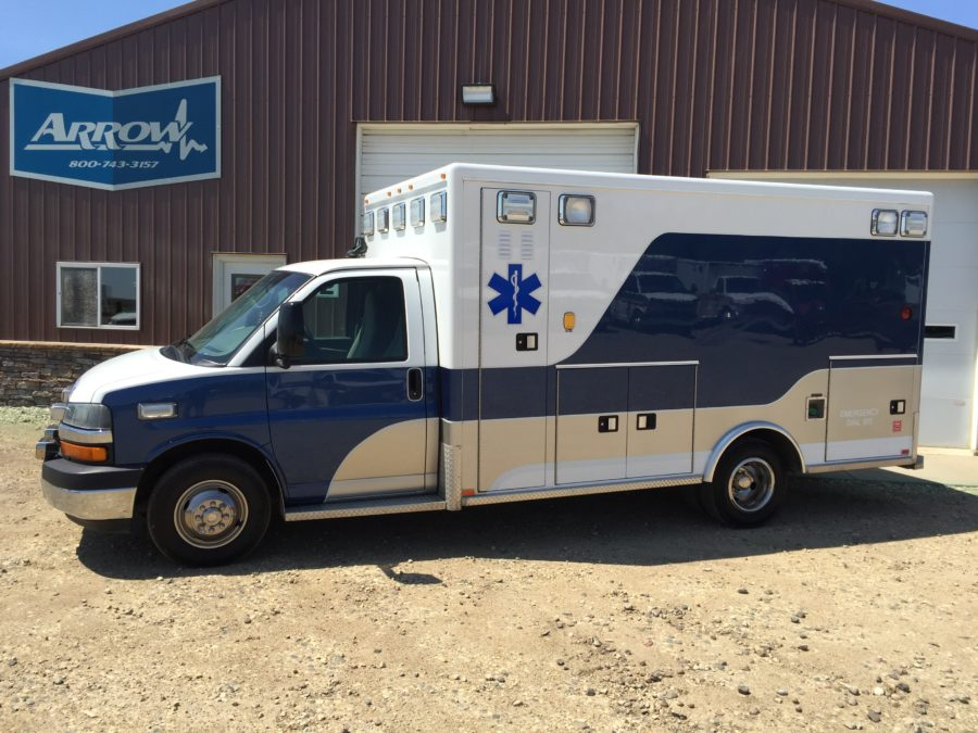 2009 Chevrolet G4500 Type 3 Ambulance For Sale