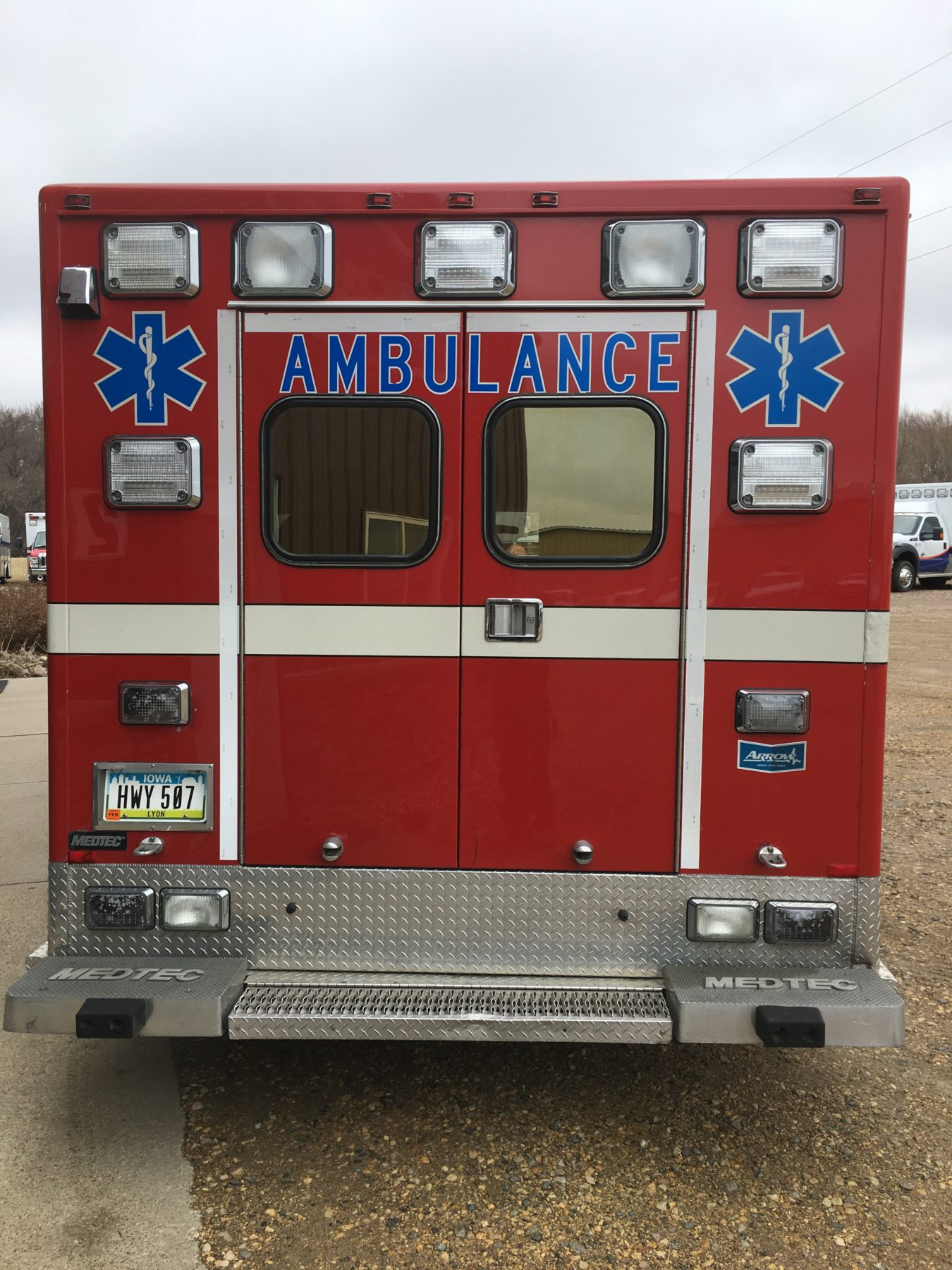 2003 Ford E450 Type 3 Ambulance For Sale – Picture 8