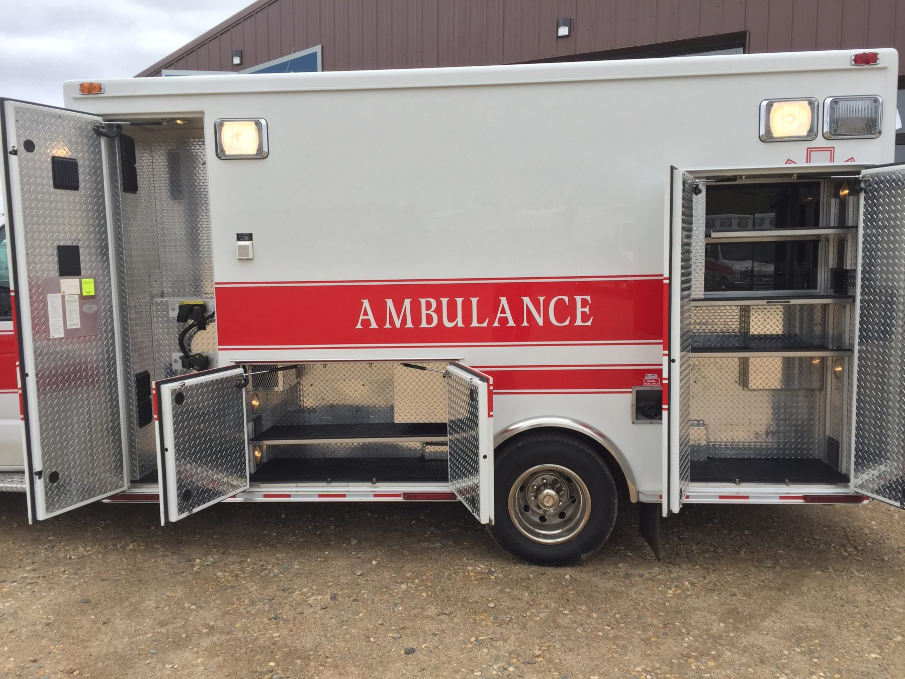 2005 Ford E450 Type 3 Ambulance For Sale – Picture 8