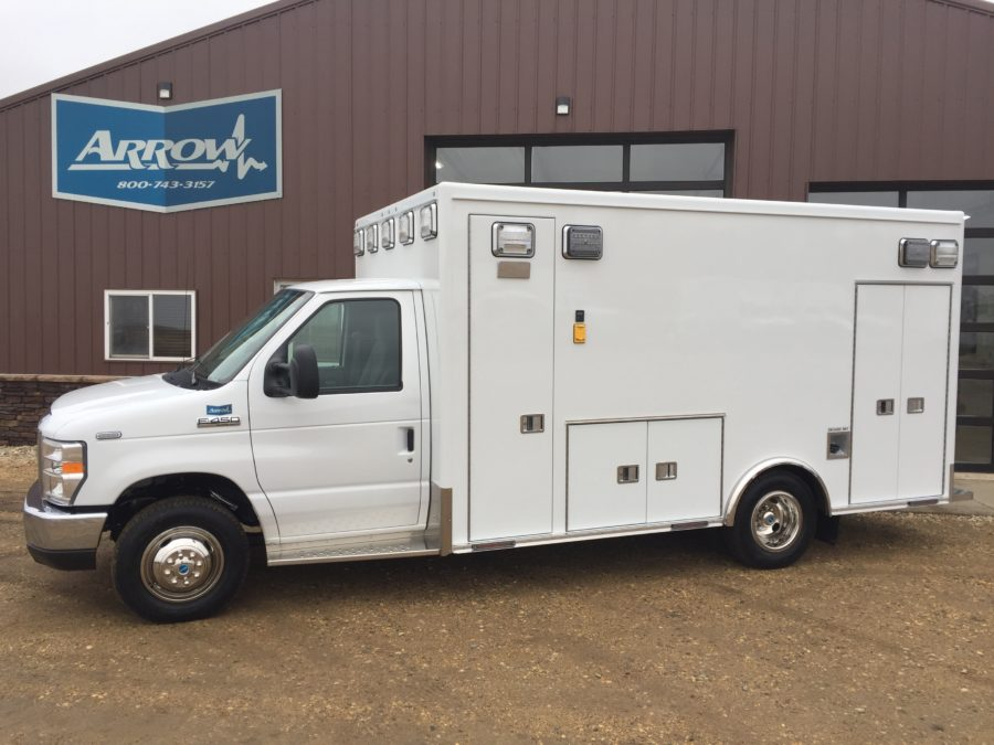 2019 Ford E450 Type 3 Ambulance For Sale