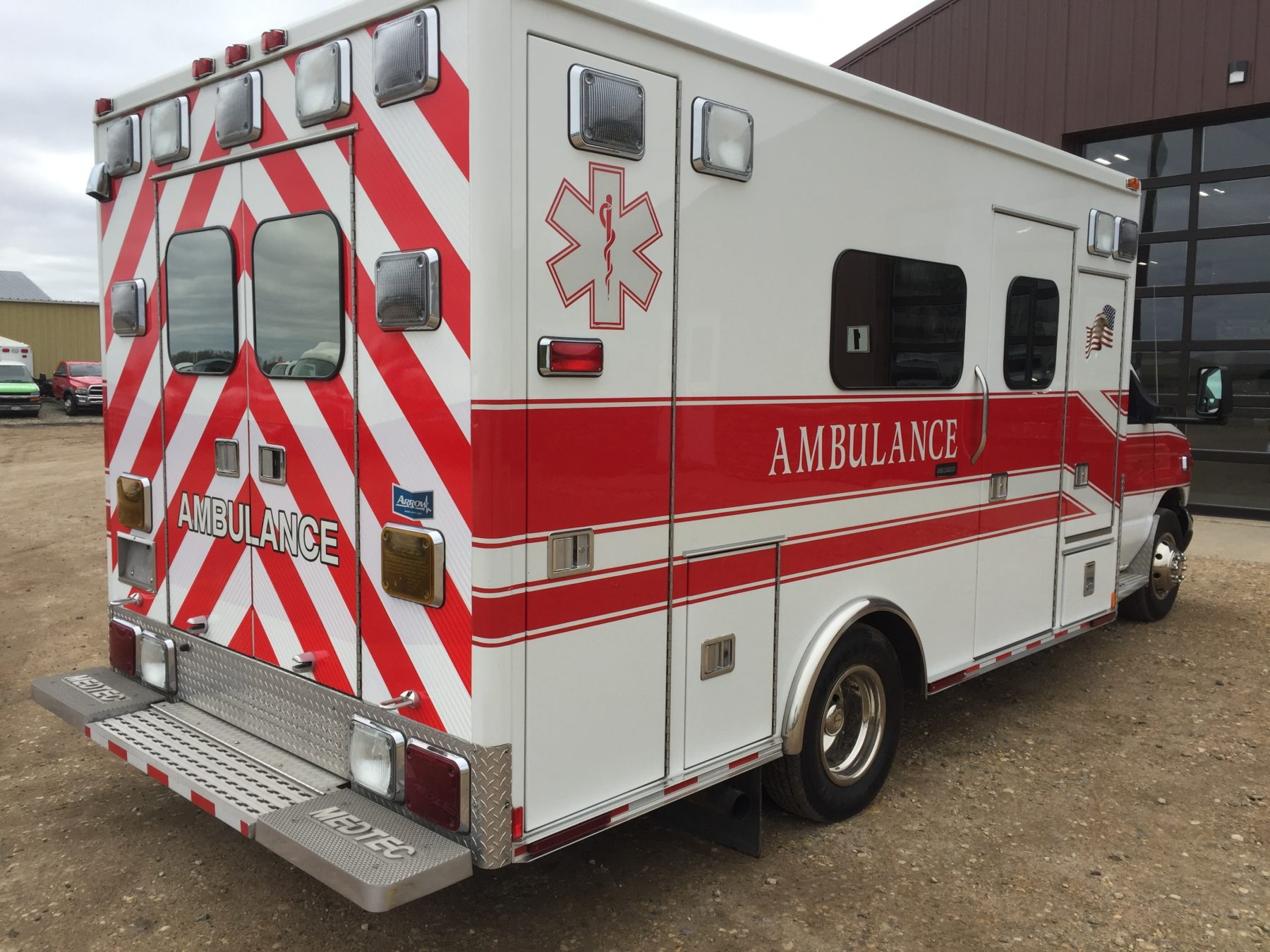 2005 Ford E450 Type 3 Ambulance For Sale – Picture 11