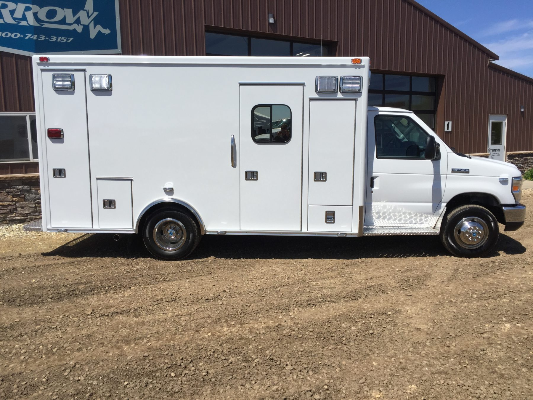 2017 Ford E450 Type 3 Ambulance For Sale – Picture 4