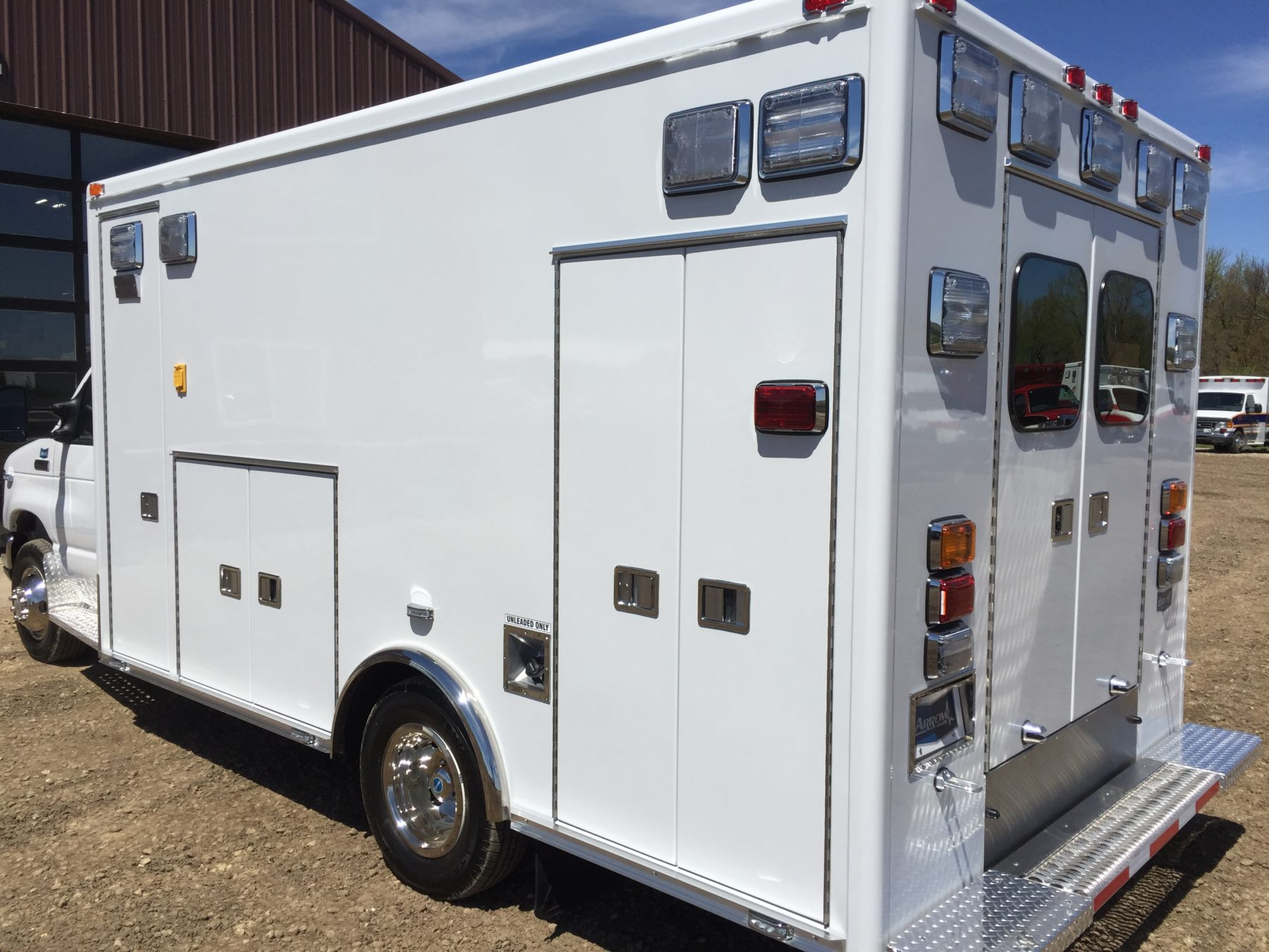 2017 Ford E450 Type 3 Ambulance For Sale – Picture 7